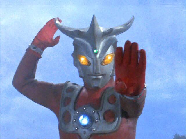 The Rise of Ultraman: ...