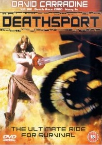 Deathsport Movie Poster