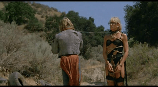 Hell Comes to Frogtown Sam and Spangles
