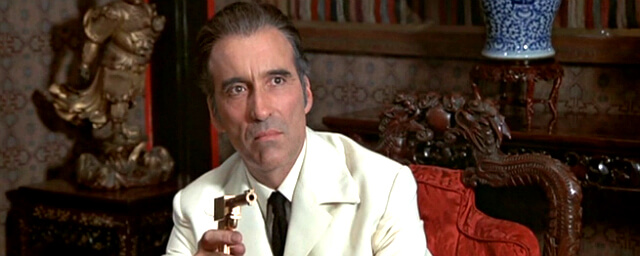 Francisco Scaramanga The Man with the Golden Gun