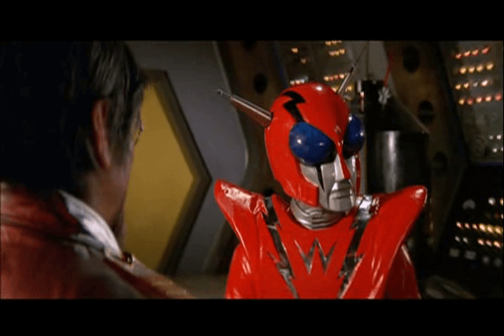 Super Inframan and Professor