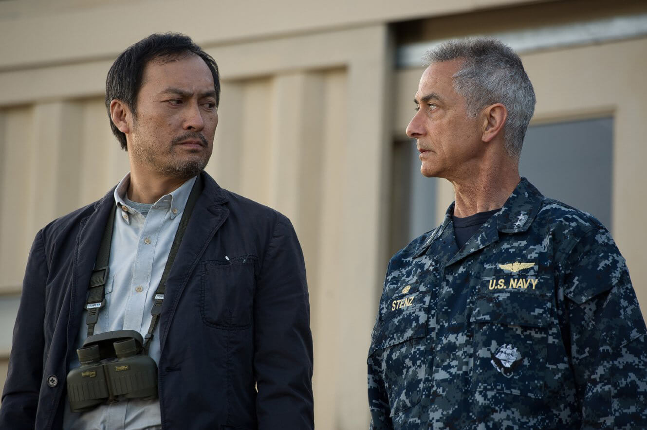 Godzilla-2014-movie-laser-time-review-ken-watanabe-david-strathairn