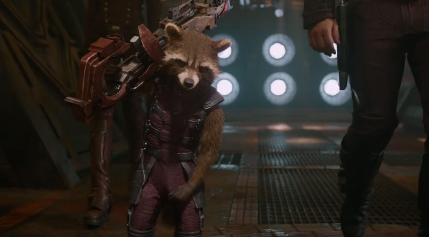 guaridans-of-the-galaxy-rocket-raccoon-marvel-laser-time-2014