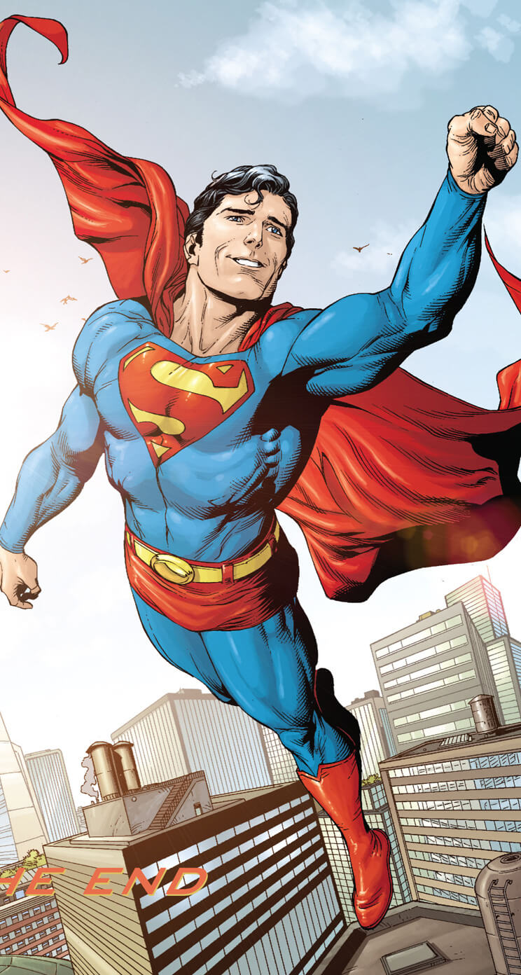 Superman Wallpapers For Your Smart Devices Laser Time