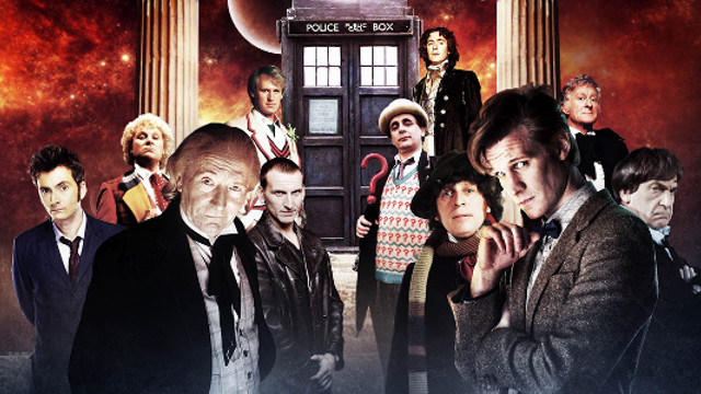 doctor who, laser time