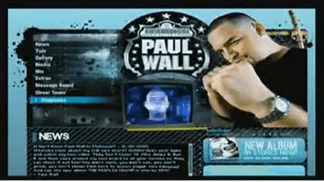 LTV, MTV, music video, paul wall, internet going nutz