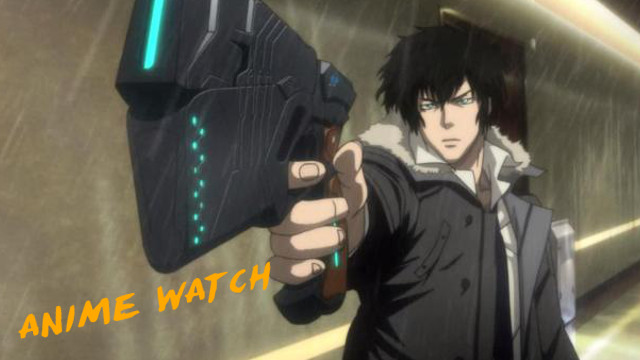 anime watch, review, anime, psycho pass, laser time