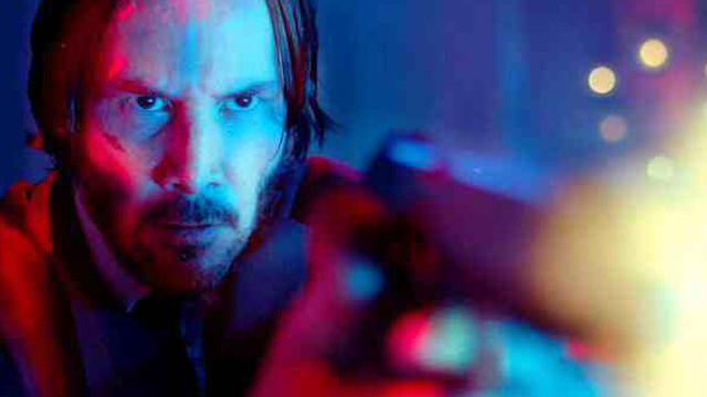 john wick, review, movie, Laser Time