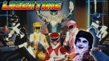 Laser Time – Power Rangers Rip-offs