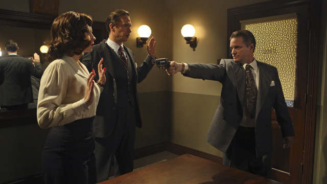Laser Time, Agent Carter, Snafu, review, show, episode, TV, ABC, Marvel, MCU
