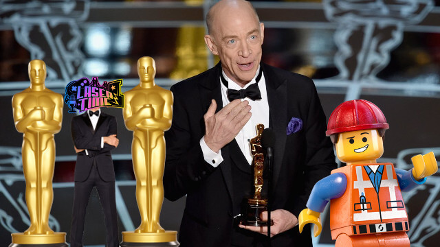 Laser Time, Oscars, 2014, 2015, awards, snubs, honorary