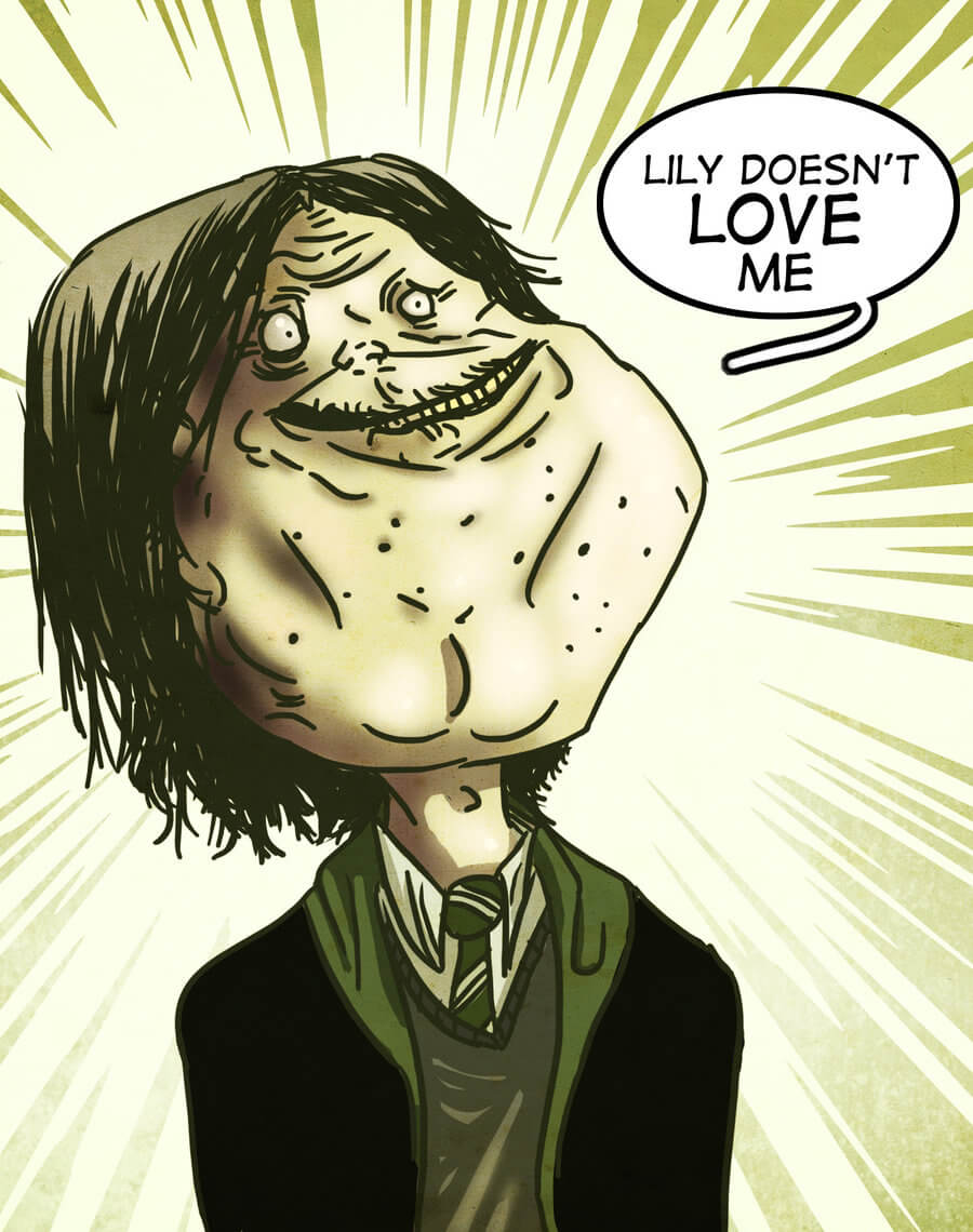 snape_is_forever_alone_by_fishmas-d3lkeyo