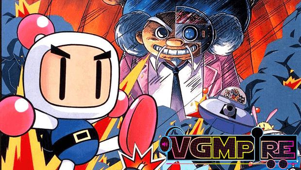 VGMpire episode 88 bomberman