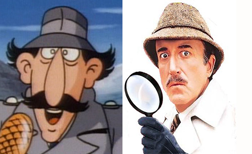 10 Things You Didnt Know About Inspector Gadget Laser Time