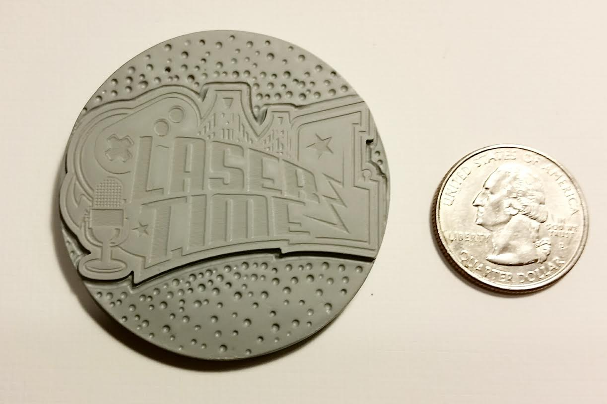 coin unpainted