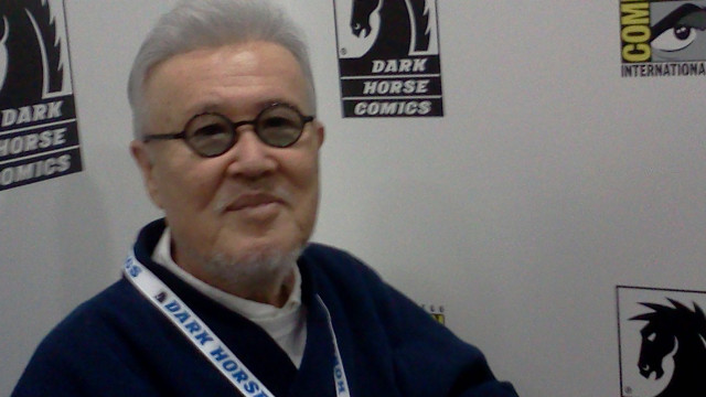 Kazuo Koike, Mad Bull 34, Lone Wolf and Cub, Crying Freeman, Wounded Man, Laser Time