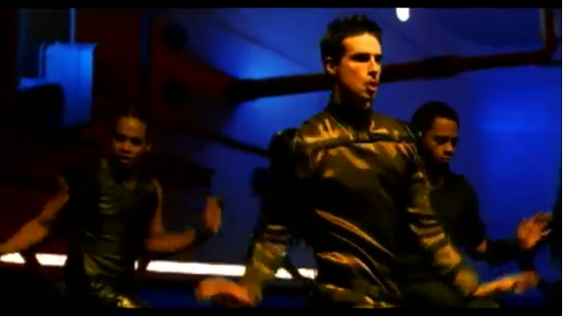 LTV, backstreet boys, larger than life, millenium, MTV, laser time, music video