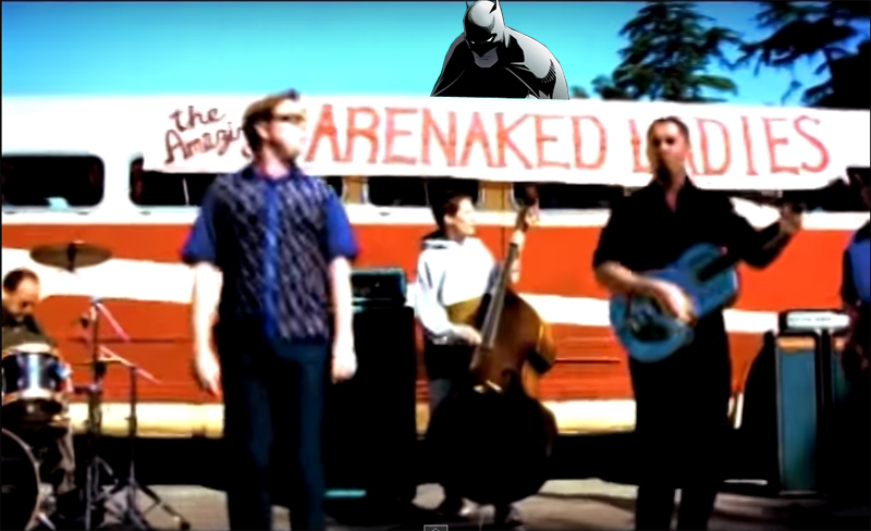 Bare naked ladies video picture 596