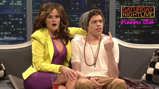 Laser Time, SNL Viewers Club, Saturday Night Live, review, episode, season 40, reese witherspoon, florence and the machine