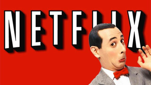 Laser Time, pee wee herman, netflix, pee wee's big adventure, pee wee's big holiday, paul reubens