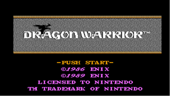 Laser Time, Laser Grind, RPG, NEs, Dragon Quest, Dragon Warrior, let's play, review, walkthrough