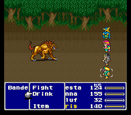 final fantasy v, four job fiesta, RPG, charity, Laser Time
