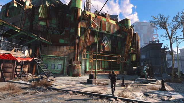 Fallout 4, teaser, trailer, reveal, analysis, breakdown, video, details, Laser Time
