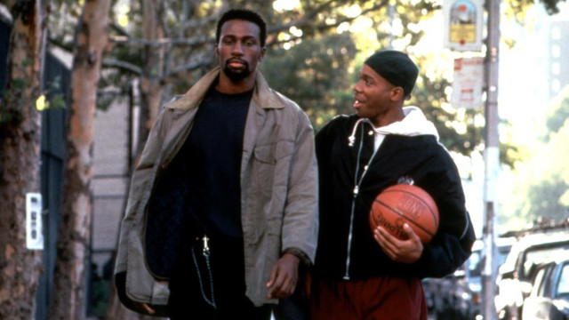 Above the Rim, Laser Time, hip hop, movie, review