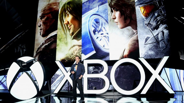 Laser Time, xbox, E3, press conference, news, games, lineup, 2015, microsoft, sea of thieves, recore, xbox one