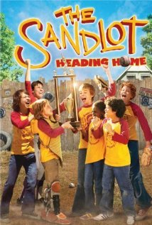 Laser Time, the sandlot, the sandlot 2, the sandlot: heading home, VHS, DVD, sequel, movie, baseball, direct-to-DVD