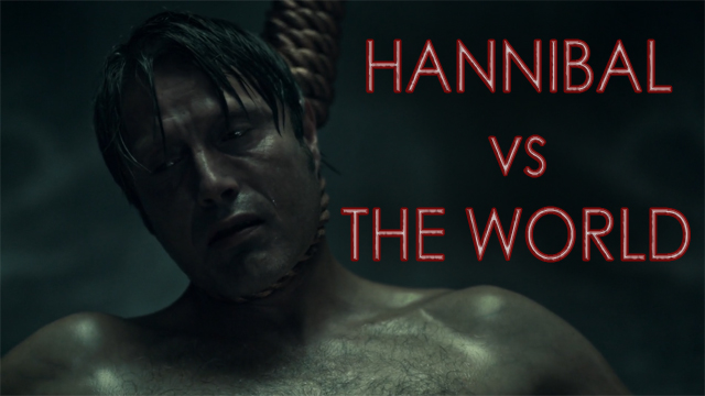 Bryan Fuller, NBC, Hannibal, canceled, tv show, Laser Time
