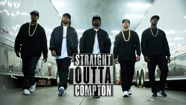 Laser Time, video, review, movie, film, straight outta compton, NWA, rap, Ice Cube, Dr. Dre, DJ Yella, MC Ren, Eazy E, o'shea jackson jr, jason mitchell, aldus hodge, keith stanfield