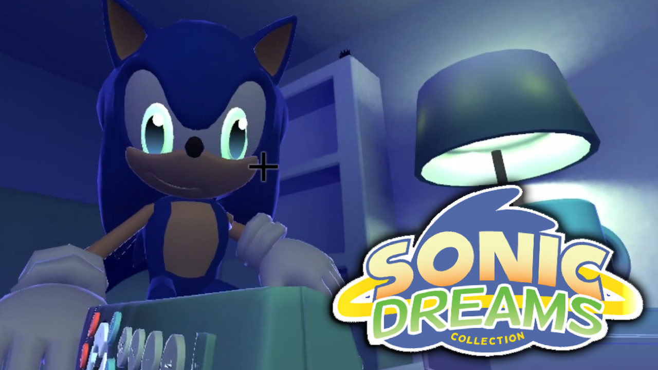 sonic-dreams-collection