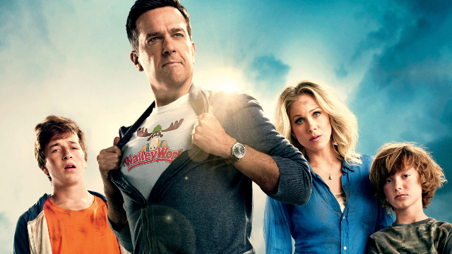 Laser Time, video, movie, film, review, vacation, ed helms, christina applegate, leslie mann, chris hemsworth, chevy chase, beverly deangelo