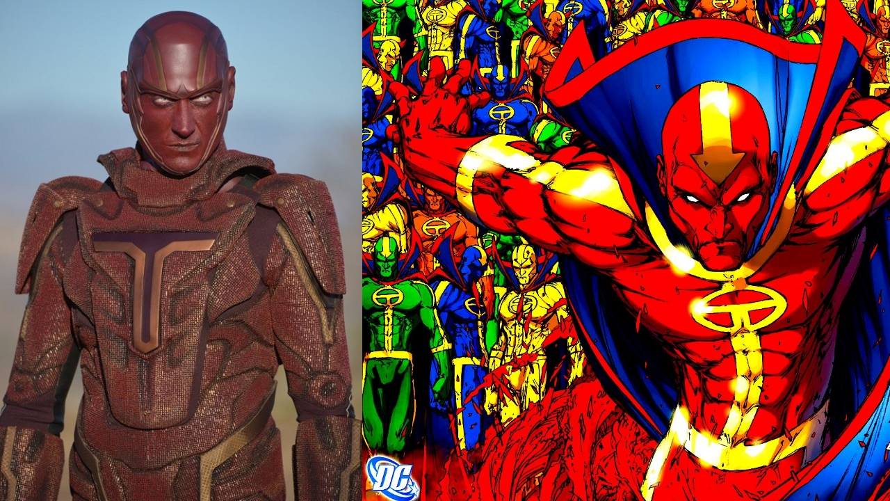 RED TORNADO on SUPERGIRL tonight... | IGN Boards