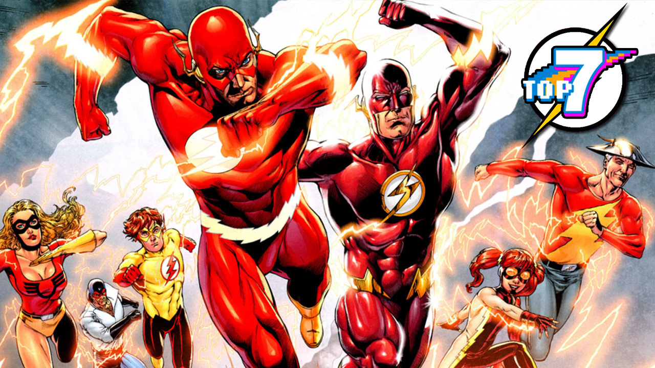 Top 7 Flash Comics You Should Read As Fast As Possible