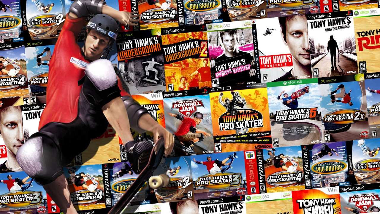 best-tony-hawk-games-ranked-laser-time