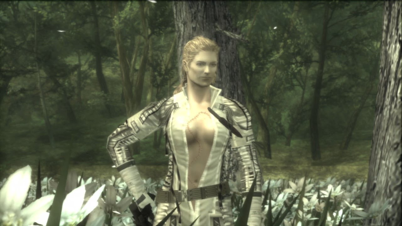 naked snake scientist by - photo #27