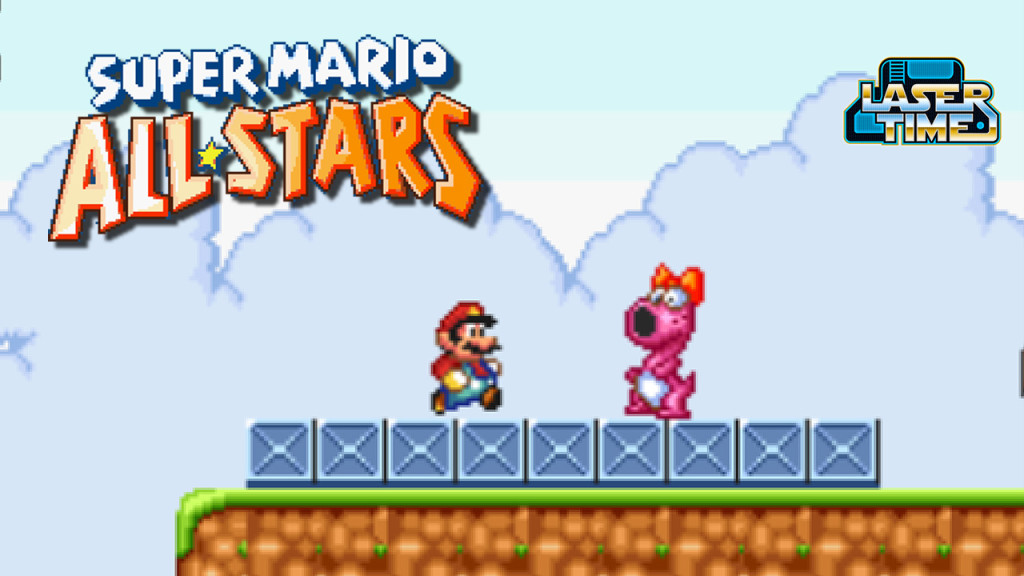 super-mario-all-stars-laser-time