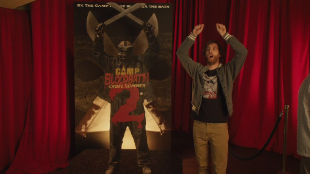 the final girls, movie, review, Halloween, horror, film, spoof