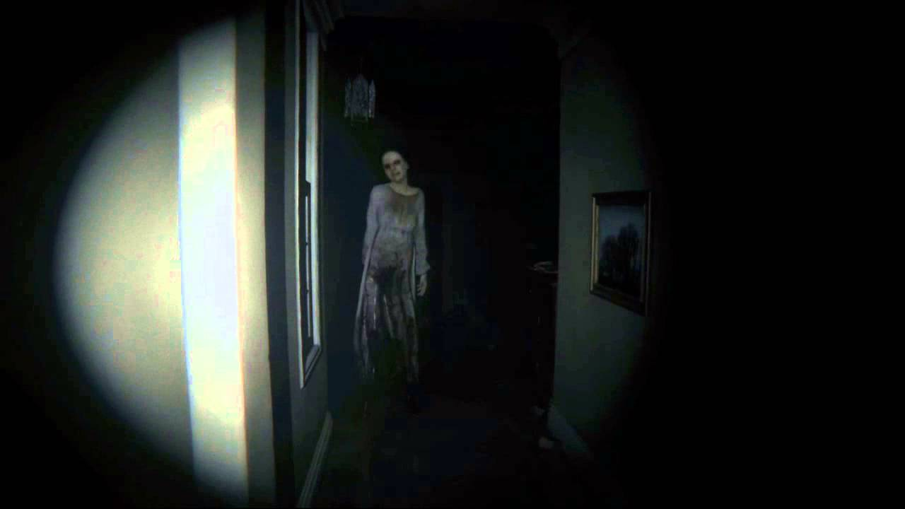 Silent Hill Room  Play Online