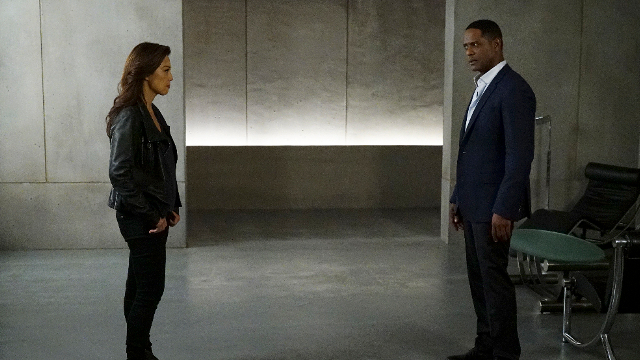 Agents of Shield, Chaos Theory, Marvel, MCU, episode, show, season, 3, review, Laser Time