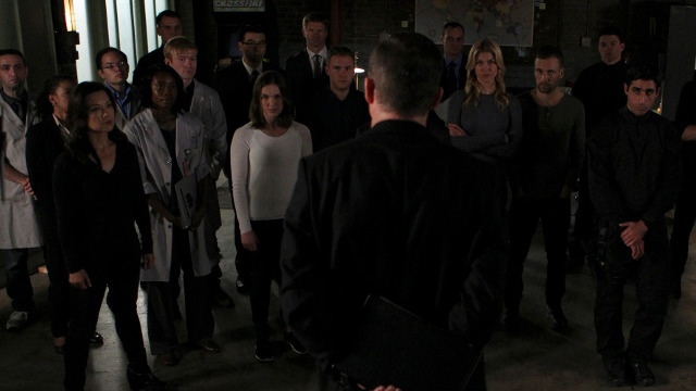 Agents of Shield, many heads one tale, Marvel, MCU, episode, show, season 3, review, Laser Time
