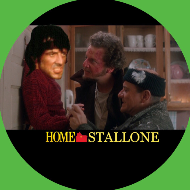 3 Holiday Classics Reimagined With Sly Stallone Laser Time