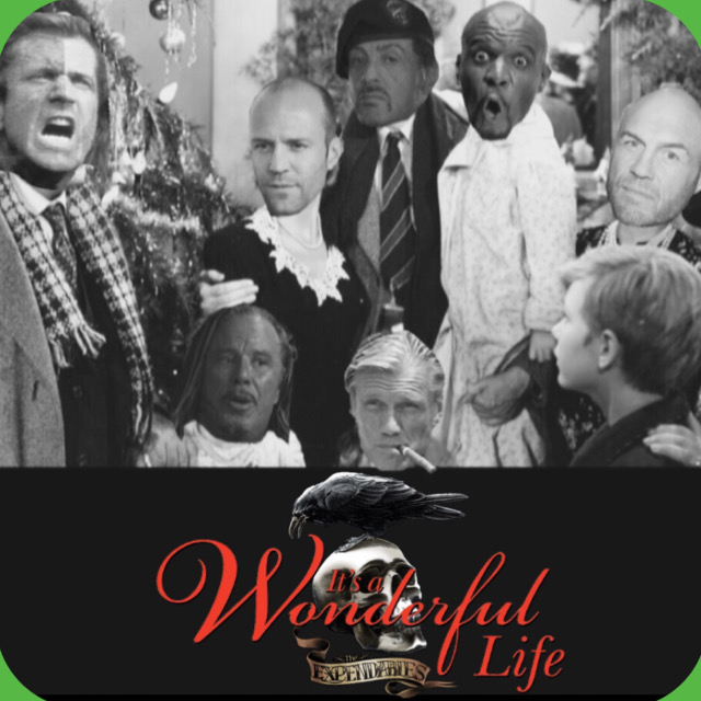 sylvester stallone, sly, christmas, movies, parody, home alone, it's a wonderful life, die hard