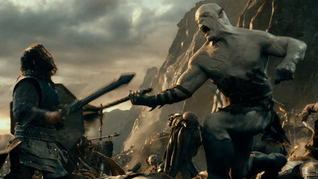 the hobbit, an unexpected journey, desolation of smaug, battle of the five armies, peter jackson, lord of the rings, j.r.r. tolkein, the silmarillion, review, trilogy, extended edition