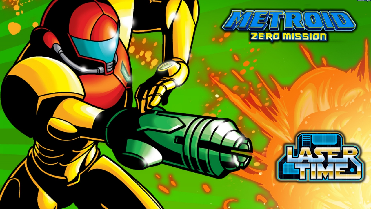 Metroid Zero Mission Stream