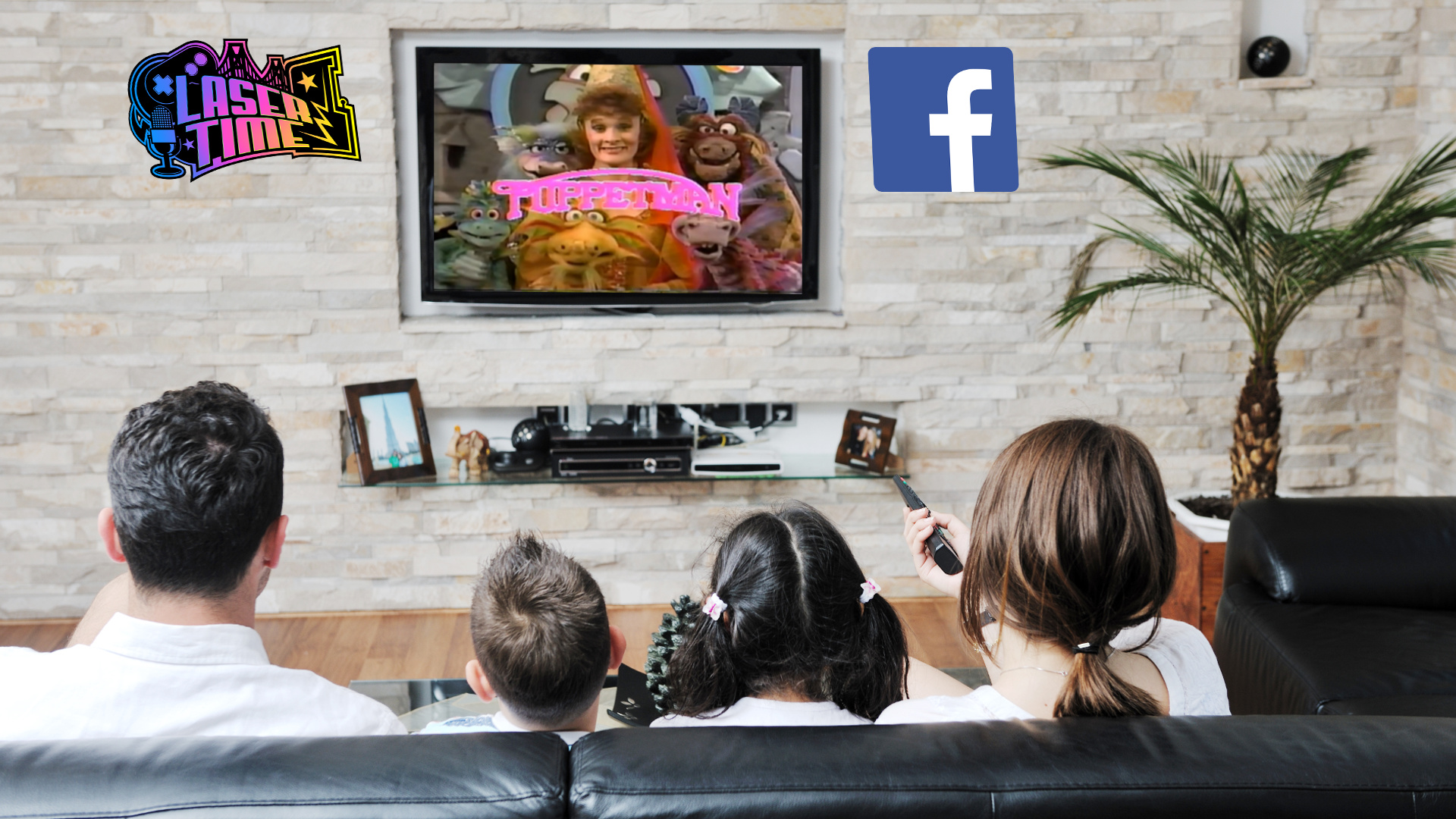 laser time, facebook community, unaired pilots, tv shows, poochinksi, action family, puppetman