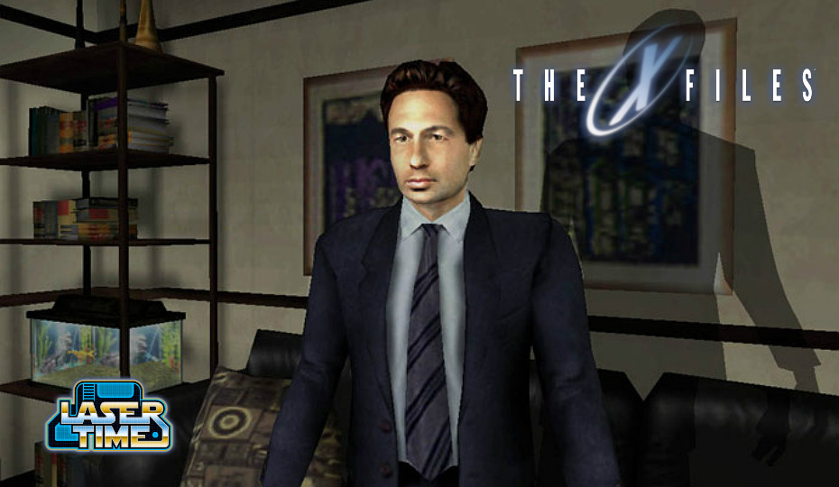 the x files resist or serve watch us play this shit laser time. Black Bedroom Furniture Sets. Home Design Ideas