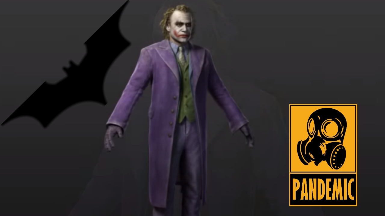 The Dark Knight Game